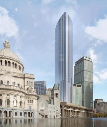 Developer Breaking Ground On Boston S Tallest New